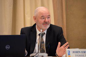 Prof. John Erik Fossum